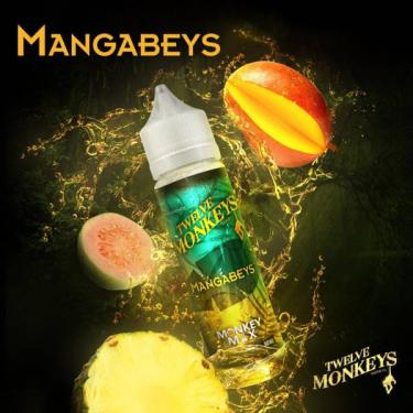 Mangabeys 0mg/ml 50ml