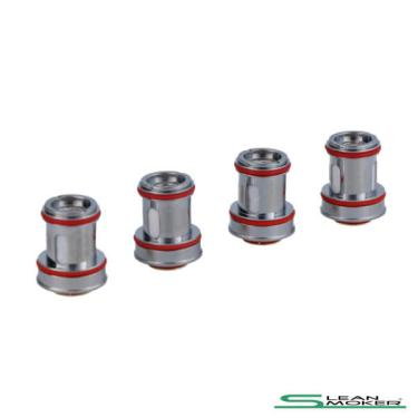 4x Uwell Crown 4 Head 0,4 Ohm